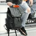 MOYYI мужские нейлоновые рюкзаки USB зарядка Компьютерные рюкзаки высокой емкости Водонепроницаемые дорожные сумки мужские школьные рюкзаки ...