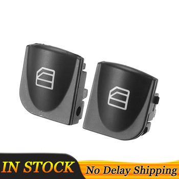 2038200810 Power Window Switch Console Cover Caps For Mercedes Benz W203 C-CLASS C320 C230 C240 C280 image