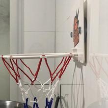 Домашние Портативный забавные мини баскетбольное кольцо подставка для игрушки набор для детей взрослых Спорт на открытом воздухе аксессуа...