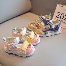 2020 New Children Sandals for Boys Girls Fashion Summer Soft Bottom Beach
