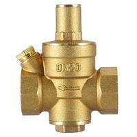Dn20 3/4 Inch Adjustable Water Pressure Reducing Regulator Valve 1.6Mpa Water Pressure Reducing Valve