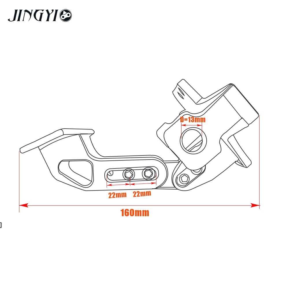 אופנוע אחורי לוחית רישוי הר מחזיק עבור yamaha yzf r6 yamaha xmax 125 kawasaki z1000 honda msx 125 פלאק Moto זנב מסודר