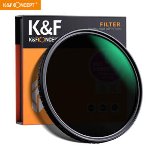 ND-FILTER Camera Sony-Lens Fader Density Nd2-To-Nd32 58mm 62mm 77mm K--F-Concept 67mm