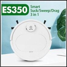 Робот для вакуумной очистки 3 в 1, автоматический робот, умный робот для подметания пола, пылеуловитель, ковер для волос, автоматический очиститель для дома