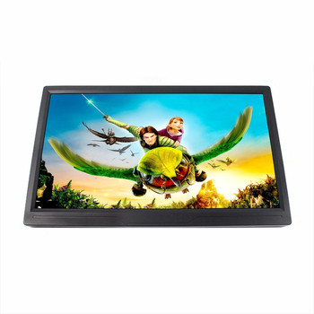 "15.6"" 4K Portable Computer Monitor PC 3840x2160 HDMI PS3 PS4 Xbox360 1080P IPS LCD LED Display Monitor for Raspberry Pi 3 B 2B"