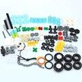 WeDo Robotik Bau Groß Ziegel Teile Bausteine Kompatibel mit High-Tech EV3 45300 Wedo 2,0 Pädagogisches DIY Spielzeug