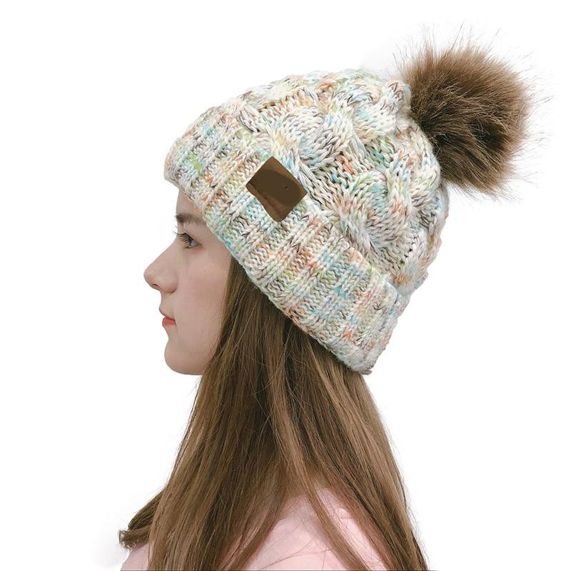 femmes-hiver-bonnet-cc-chapeau-avec-fausse-fourrure-pom-pom-ball-prele-laine-casquette-tricote-chapeau-pour-filles-chapeau-doux-chaud-torsion-dames-bonnet
