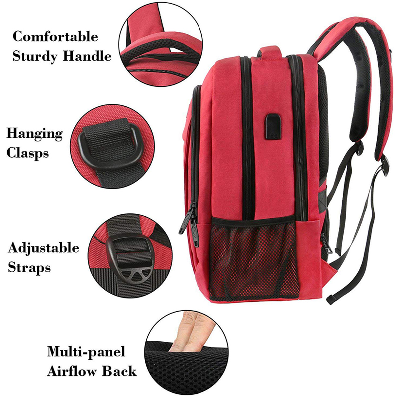 Red backpack-6
