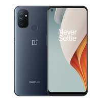 Global Version OnePlus Nord N100 4GB 64GB Smartphone 6.52'' 90Hz 5000 mAh 13MP Triple Cameras 18W Fast Charge 4G Mobile Phone 2