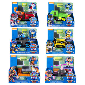 Image 5 - Original Paw Patrol Special Mission Series Puppy Patrol Car Action Figures Toy Dog Lookout Tower Rescue Bus Vehicle Toy Kid Gift