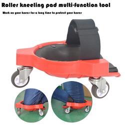 Встроенный в пены с колесами, ролик, наколенники, Тротуарные платформы, универсальные роликовые наколенники