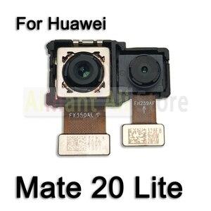 Image 5 - Original Rear Main Back Camera Flex Cable For Huawei Mate 8 9 10 20 20X 30 Lite Pro Plus Back Camera Flex Repair Phone Parts