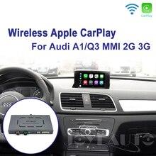 Joyeauto Aftermarket A1 Q3 MMI RMC OEM Wifi беспроводной Apple CarPlay интерфейс модифицированный для Audi с сенсорным экраном камера заднего вида