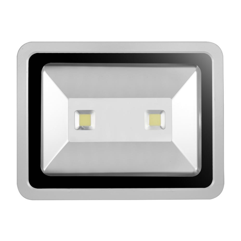LED Flood Light 200W 220V 240V Floodlight streetIP65 Waterproof Outdoor Wall Reflector Lighting Garden Square Spotlightled