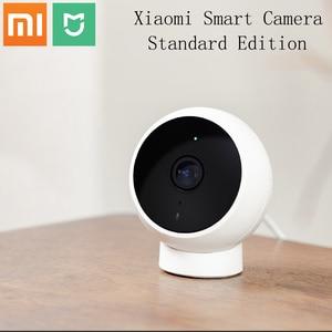 Image 1 - 2020 xiaomi mijia câmera ip inteligente edição padrão 1080p hd visão noturna detecção de ia visão noturna ao ar livre câmera à prova dwaterproof água