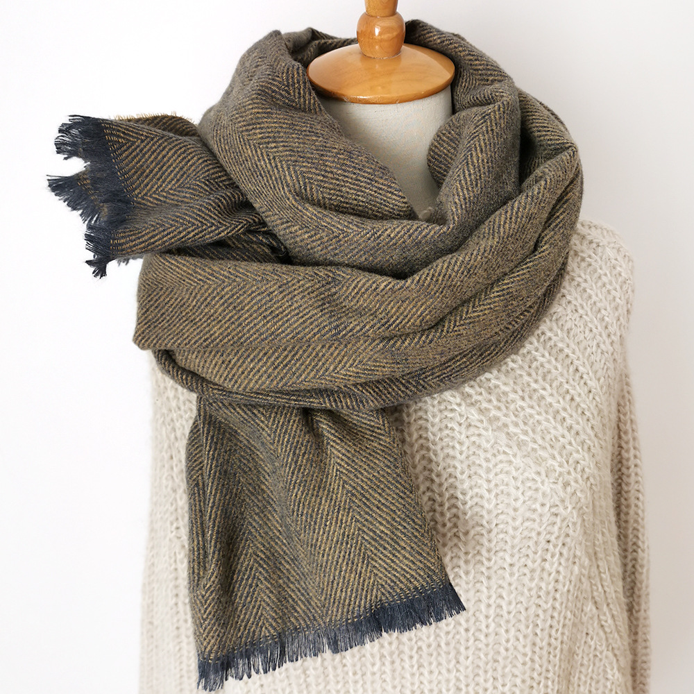 Warm Winter Thick Scarf