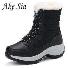 Женские ботинки; зимняя обувь; женские зимние ботинки; Лидер продаж; женские ботинки на платформе; зимние женские теплые ботинки; botas mujer; коллекция года; белые ботинки; большие размеры