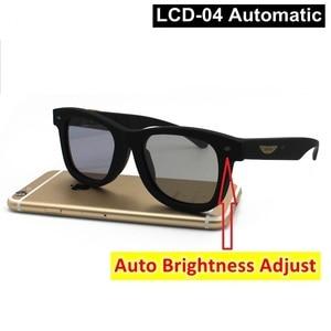Image 3 - 2020 אלקטרוני Diming משקפי שמש LCD מקורי עיצוב נוזל קריסטל מקוטב עדשות במפעל ישיר אספקת פטנט טכנולוגיה