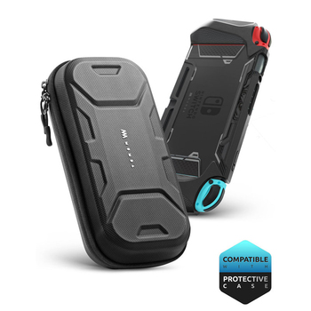 Mumba Switch Carrying Case Large Capacity Portable Protective Travel Carrying Case Pouch For Blade/Battle Case [Plus Version]