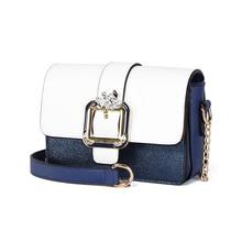 купить Luxury Handbags Women Bags Designer Korean Style Women Shoulder Bag Fashion Chain Crossbody Bag Small Bag онлайн