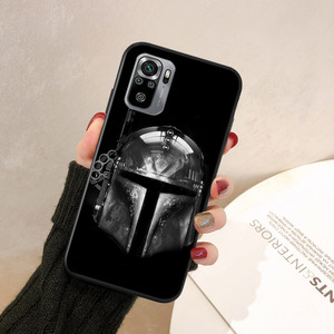 Image 3 - Silicone Cover Disney Star Wars For Xiaomi Redmi Note 10 10S 9 9C 9S Pro Max 9T 8T 8 7 6 5 Pro 5A 4X 4 Phone Case