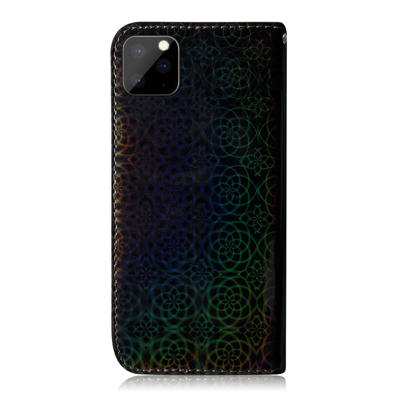 Gradient Colorful PU Leather Case for iPhone 11/11 Pro/11 Pro Max 71