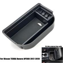 Armlehne Box Lagerung Für Nissan Qashqai J11 X Trail T32 Rogue TERRA Navara NP300 Sylphy Sentra Pulsar Tiida II maxima A36 Patrol