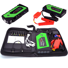 Car Battery Charger booster High Capacity Starting Device Booster 600A 12V Portable Power Bank Car Starter Car Jump Starter цена