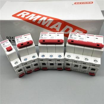 AC220V-400V DZ47 1P 2P 3P 4P 6A 10A 16A 20A 25A 32A 40A 50A 63A 125A Mini Circuit Breaker Cutout Miniature Household Air Switch dz47 63 miniature circuit breaker air switch 1p2p3p4p household air switch leakage 6a 32a 63a