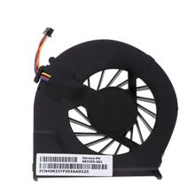 Cooling Fan Laptop CPU Cooler 4 Pins Computer Replacement 5V 0.5A for HP Pavilion G4-2000 G6-2000 G6-2100 G6-2200 G7-2000 E65A 683029 501 683029 001 main board for hp pavilion g4 g6 g7 g4 2000 g6 2000 laptop motherboard socket fs1 ddr3
