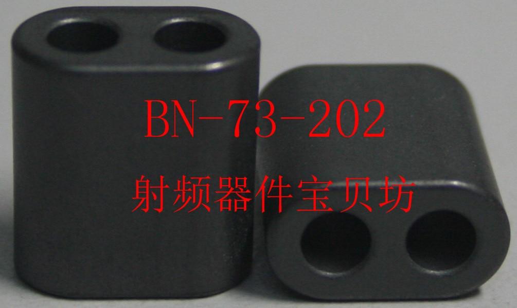 American RF Double-hole Ferrite Core: BN-73-202