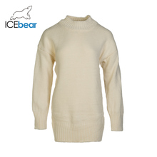 ICEbear Knitting Sweater Pullovers Ladies Long Sleeve Tops T