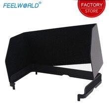 F6 プラスモニター feelworld サンシェード軽量柔軟なインストール