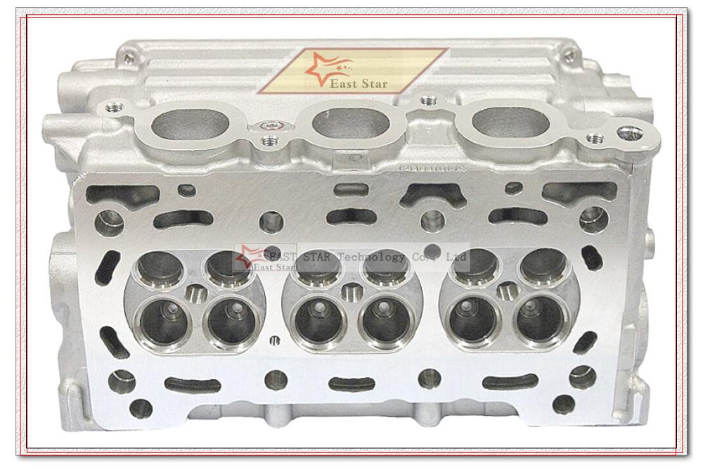 F6A Engine Cylinder Head 11100-71G01 1110071G01 11100 71G01 For SUZUKI Carry pick-up <font><b>660CC</b></font> 0.7L Petrol L3 SOHC 12V 1990- image