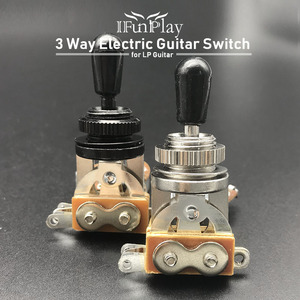 3 Way Guitar Selector Pickup Toggle Switch Guitarra Pickups Parts Swith Control Guitar Accessories(China)