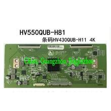 LED TV new HV550QUB-H81 barcode HV430QUB-H11 4 k logic board 43 inch dedicated TCON 100% tested ltm220m3l02c4lv0 4 logic board