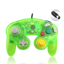 For Gamecube PC USB Classic Wired Controller Joypad Joystick Gamepad For Nintendo For Wii Vibration Gameing