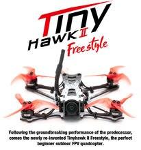 Gorąca sprzedaż Emax Tinyhawk 2 Freestyle Bnf 2.5 Cal 2s 200mw Runcam Nano2 Fpv Racing Drone szybki zdalnie sterowany Quadcopter