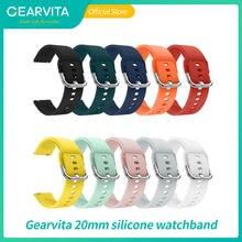 Ремешок силиконовый для наручных часов браслет аксессуары стальной