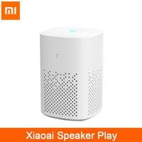 Xiaomi XiaoAI-Altavoz Bluetooth 4,2, reproductor de música estéreo con Control remoto por voz, Wifi, para Android y Iphone