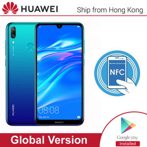 Huawei Hisilicon Kirin 710 P Smart 64GB 3gb GSM/LTE/WCDMA NFC Octa Core Fingerprint Recognition/face Recognition
