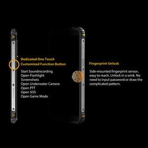Image 5 - Blackview – Smartphone BV5100, Version globale, 4 go + 64 go, étanchéité IP68, téléphone robuste, 5580mAh, 5.7 pouces, Android 10, NFC, 16mp