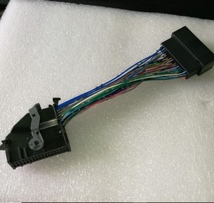 Image 1 - 54 Pin/Way Male And Female Connector Plug With 20CM Wire Harness Cable Extension Cable For FORD sync2 sync3