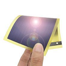 flexible amorphous thin film solar panel celula solar flexivel placa solar Power Cells Battery sun charging 1W/1.5V цена и фото