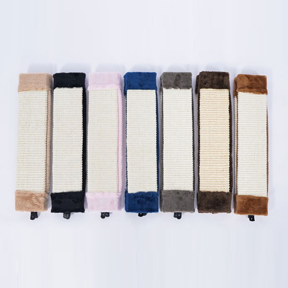 New Cat Toys Cat Scratch Board Corrugated Paper Pad Interactive Toys Prevent Cats Grinding Nail Scraper Mat Mattress
