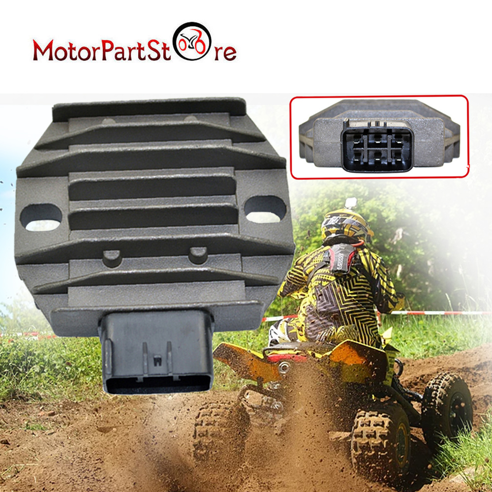 Regulator Rectifier FITS YAMAHA ATV BEAR TRACKER 250 YFM250 2001-2004