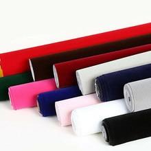 Multicolorido reunindo feltro auto-adesivo tecido diy jóias gaveta saco decoração papel de parede artesanato rolo 20*15cm/20*150cm