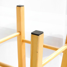 12/30/48pcs Square Anti-Slip Pads Feet Table Leg Cover Cabinet Bottom Kitchen Foam Funiture Wooden Legs  Scratching Post Pads