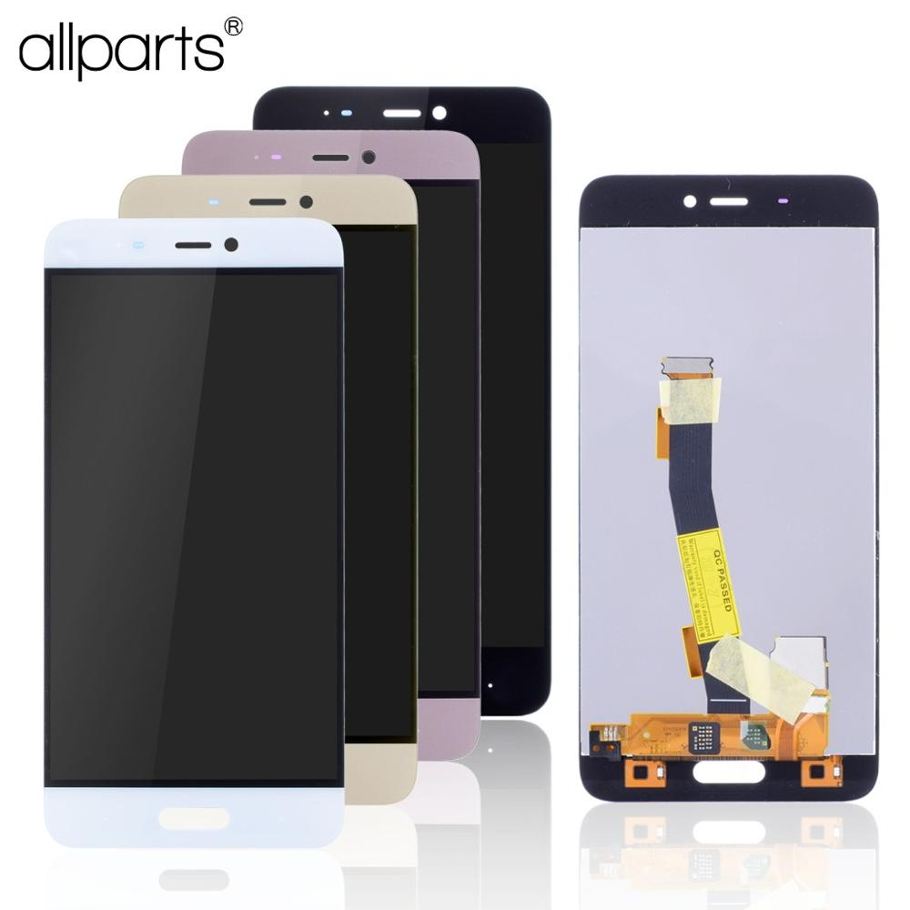 Display For XIAOMI Mi5 Mi 5 LCD Touch Screen Digitizer Replacement Full Assembly 5.15'' Original Black White Gold