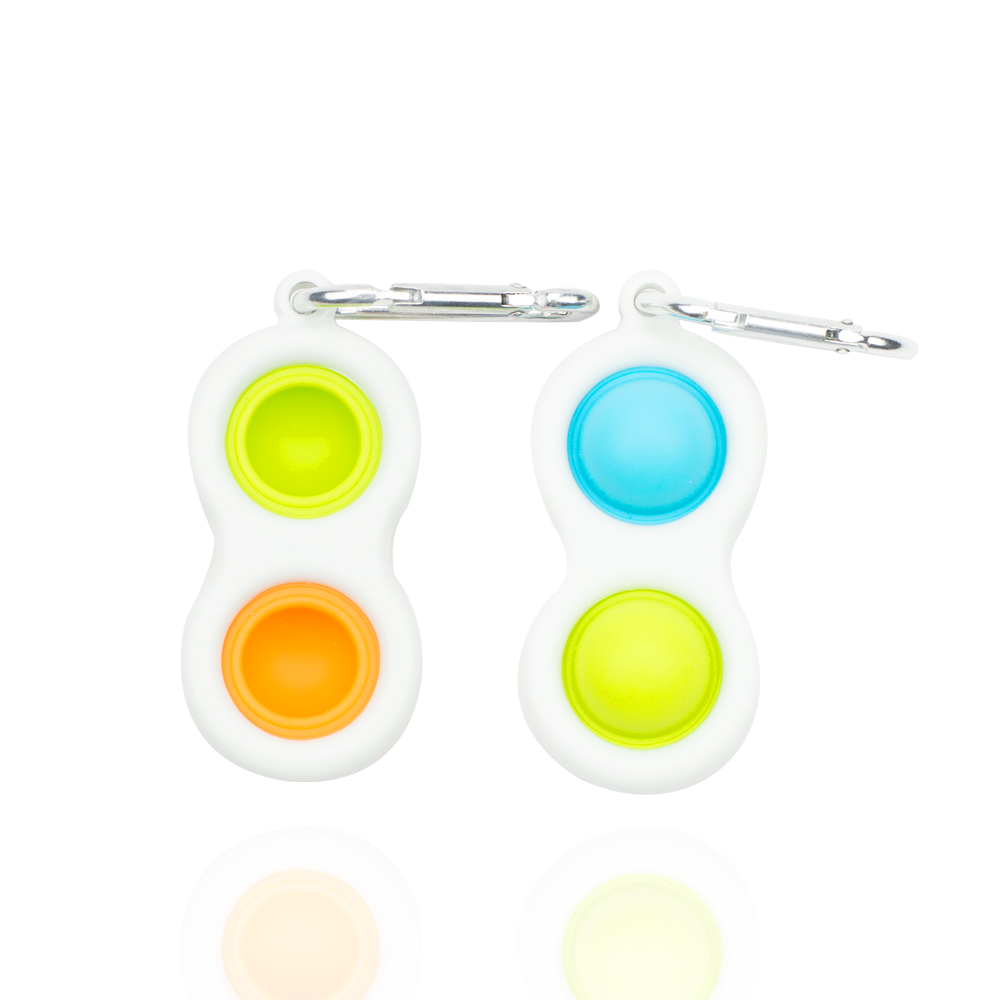 Mini Pop It Dimple Figet Toy Children Adult Dimple Toy Pressure Reliever Simple Dimple Anti Stress Controller Educational Toy img2